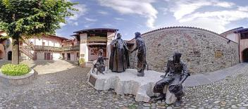 Sotto il Monte, paese natale di Papa Giovanni XXIII